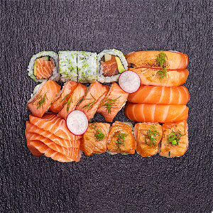 Foto Salmon Lovers