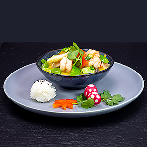 Foto King thai prawn